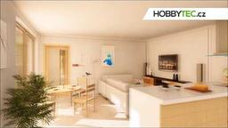 Interiér domu Hobbytec Home - Nicole