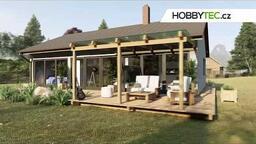 Prohlídka rodinného domu Hobbytec Home - Chantal