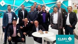 "Impressions of Klaes at ""Bau 2015"" in Munich [EN]"