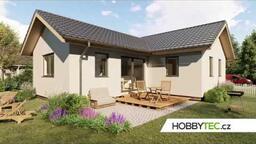 Prohlídka rodinného domu Hobbytec Home - Nicole