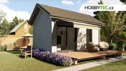 Prohlídka mobilního domu Hobbytec Mobile - Corinne