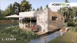 Prohlídka rodinného domu Hobbytec Home - Renne