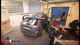 Certifikované autofólie