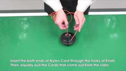 Nylon Cord Movie 7_How to change_Proulx