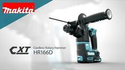 HR166D (Cordless Rotary Hammer)