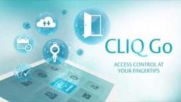 CLIQ® Go - Access control at your fingertips