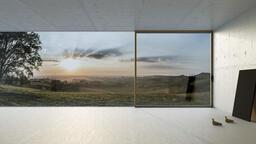 Skywall Sparrow – unikátní velkoformátové dveře či okna