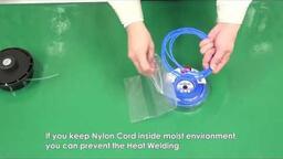 Nylon Cord Movie 4_Instructions of Nylon Cord