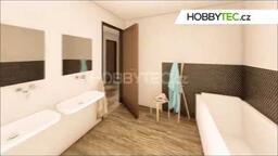 Interiér rodinného domu Hobbytec Home - Helene