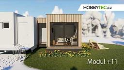 Rozšiřující modul mobilního domu +11
