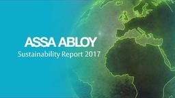ASSA ABLOY  Sustainability report 2017