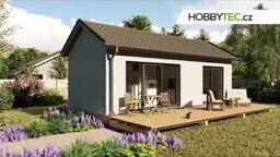 Prohlídka mobilního domu Hobbytec Mobile - Florence