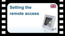 B-Tronic CentralControl: Setting the remote access