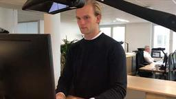 Adam Sandström - Legal intern at ASSA ABLOY
