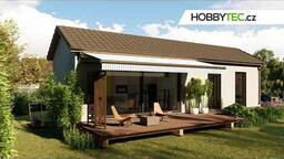 Prohlídka mobilního domu Hobbytec Mobile - Marcelle