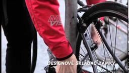 Zabezpečení jízdních kol značky ABUS