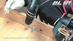 Makita Cordless Hammer Driver Drill DHP480