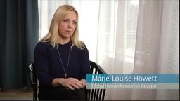 Employer of Choice: Marie-Louise Howett, Global HR Director ASSA ABLOY Hospitality