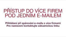 Přístup do více firem pod jedním e-mailem na Hilti Online
