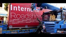 Internorm Roadshow – mobiler Messestand