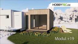 Rozšiřující modul mobilního domu +19