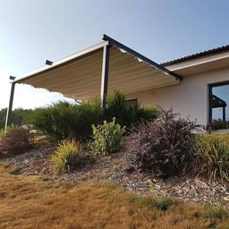 Pergola Flat s rovnou střechou. 😍⠀ více na www.atypy.cz nebo +420 774 66 33 22⠀