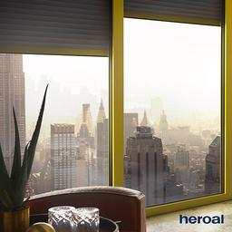 A highly weather resistant powder surface coating makes heroal products extremely durable, easy to clean and protects colors from fading out.🛡 ⠀⠀⠀⠀⠀⠀⠀
