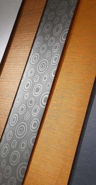Japonské stěny - interiérové stínění