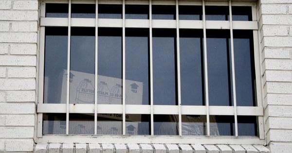 Dodatečné zabezpečení oken