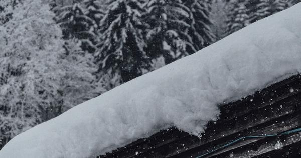 Zatížení střechy pergoly či zimní zahrady sněhem: na co dávat pozor?