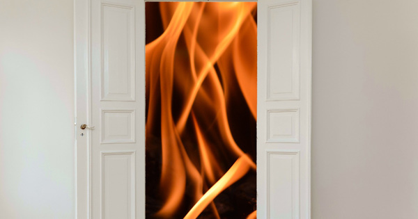 Protipožární dveře