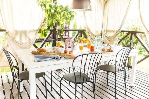 Využijte Velikonoce k přípravám terasy na slunečné dny