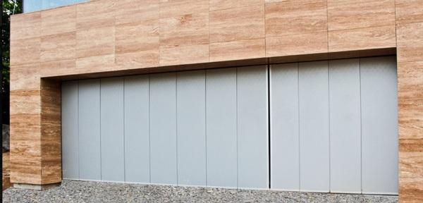 Garážová vrata PRAKTIK od firmy LOMAX
