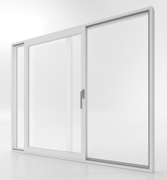 Posuvné dveře aluplast smart-slide od ALU.PLASTu