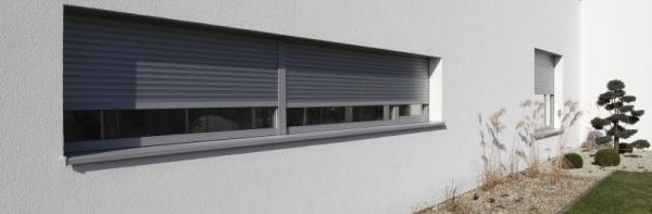 Geus okna - hliníková okna z profilů Aluprof
