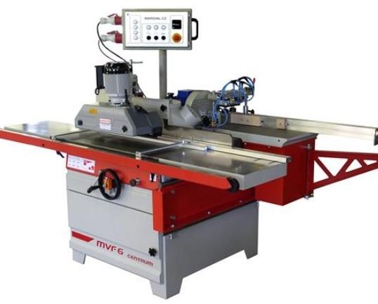 Stroje pro výrobu dřevěných oken a dveří