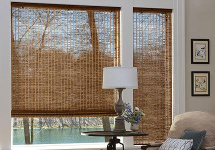 Bambusové interiérové roletky - přírodní LOOK vašeho interiéru