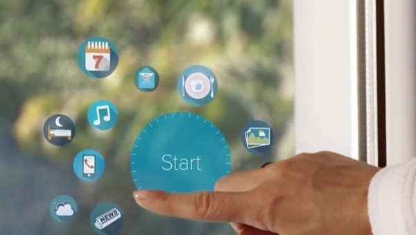 Revoluce firmy Drutex - okno místo tabletu a televizoru