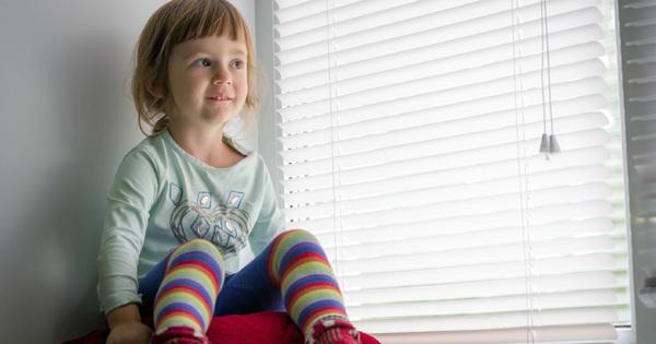 Bezpečnost dětí ve stínící technice