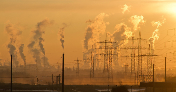 Větrání versus smog