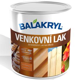 Venkovní nátěr na dřevo - BALAKRYL