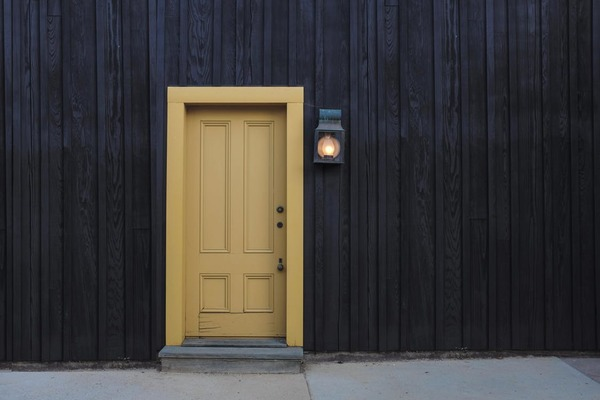 Vchodové dveře – dřevo, plast, hliník