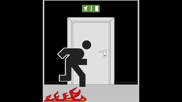 Evropská norma EN 179 pro nouzové dveřní uzávěry