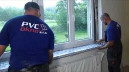Výměna plastových oken od společnosti PVC OKNA s.r.o.
