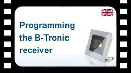 B-Tronic CentralControl: Programming the B-Tronic receiver