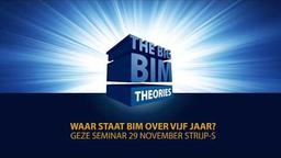 GEZE Benelux seminar The Big BIM Theories