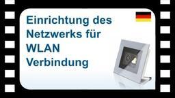B-Tronic CentralControl: Netzwerkeinstellung für WLAN