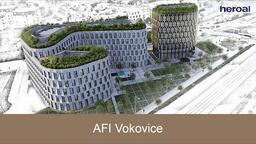 AFI Vokovice in Prag | heroal Referenzen