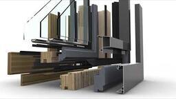 Holz/Aluminium-Fenster HF 410 von Internorm