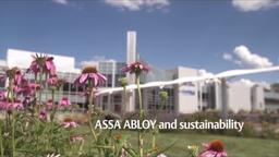 ASSA ABLOY and sustainability